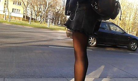 Красива дівчина бере чорний і білий - екстрасенс - патрульної ВП Джоджо чеське порно молодих - жарт